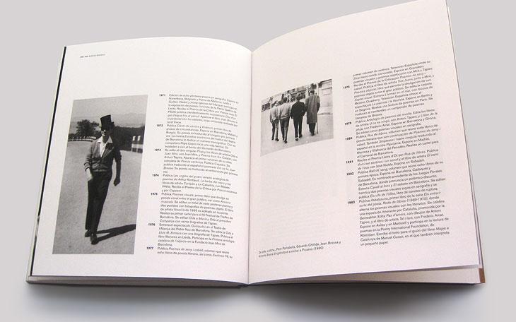 Diseño del catálogo Bverso Brossa