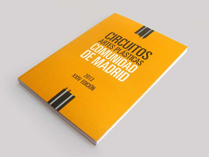 Diseño de cubierta Circuitos de artes plásticas Comunidad de Madrid