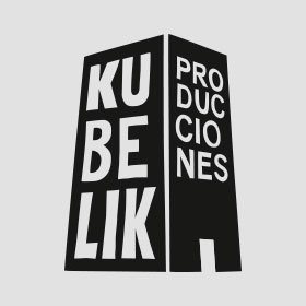 Logotipo Kubelik Producciones estudio blg