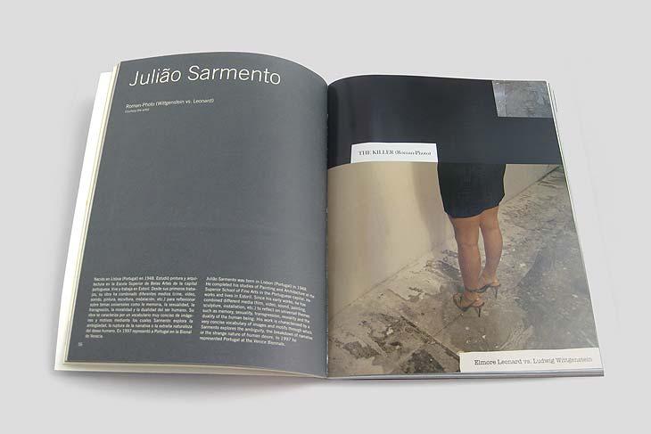 diseño de fluor magazine estudio blg
