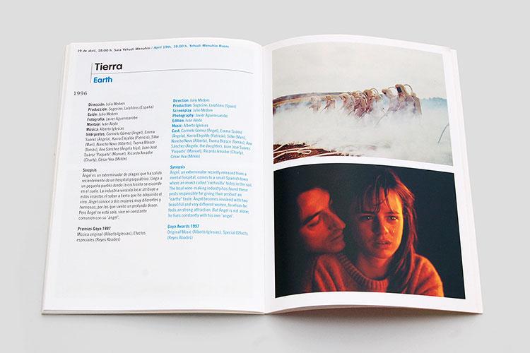 Ciclo 20 años de cine español-estudio blg