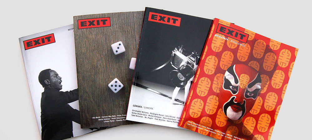Exit photography magazine of the year Lucie Awards - estudio blg